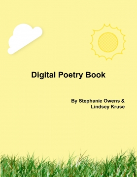 Digital Poetry Book
