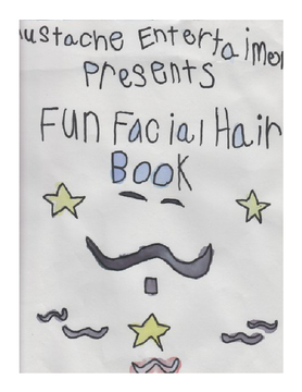 Fun Facial Hair Book