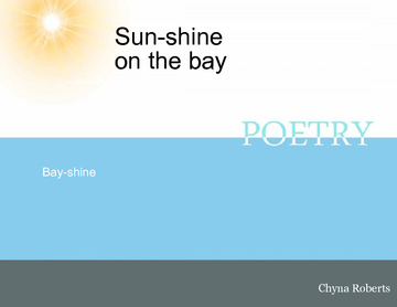 subshine by the bay