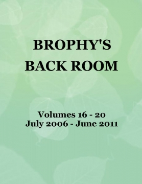 Brophy's Back Room - Volumes 16-20