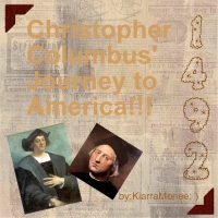 Christopher Columbus's Journey To America