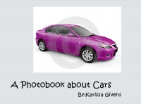 A Photobook about Cars