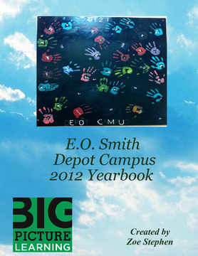 Depot Campus Yearbook