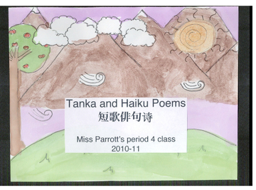 Tanka and Haiku Poems