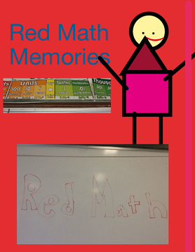 RED MATH MEMORIES