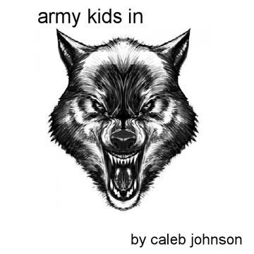 army kids in action