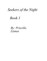 Seekers of the Night