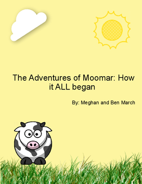 The Adventures of Moomar