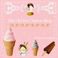 The Old Ice cream Shop
