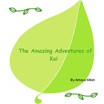 The Amazing Adventures of Kai