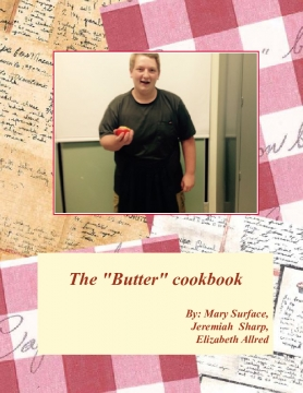 "The ""butter"" cookbook"
