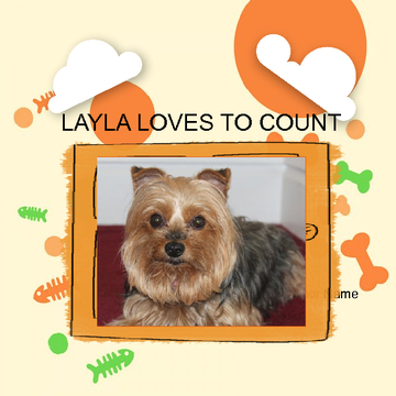 Layla Loves to Count