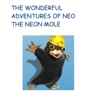 The Adventures Of Neo The Neon Mole
