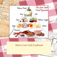Mom's low carb cookbook