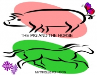 the horse and the pig