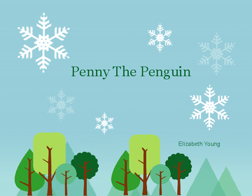 Penny The Penguin