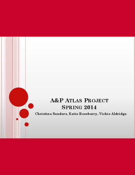 A&P Atlas Project
