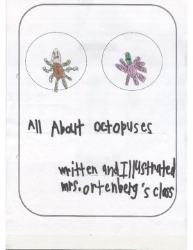 Ortenberg- All about octopuses