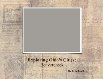Exploring Ohio's Cities