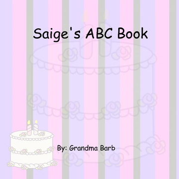 Saige's ABC Book