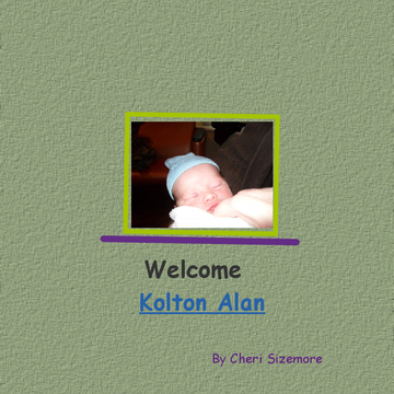 Kolton (Buddy) Alan Tyree