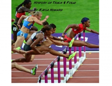 History Of Track & Field