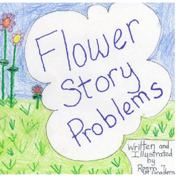 Flower Story Problems