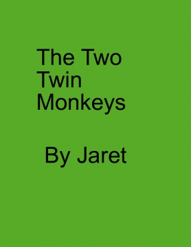 Two Twin Monkeys