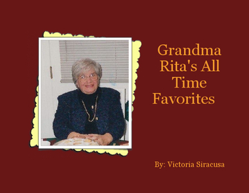 Grandma Rita's All TIme Favorites