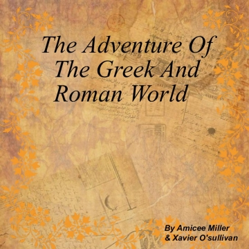 Adventure into the world of Greek and Roman Mythology.