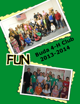 Buda 4-H Yearbook
