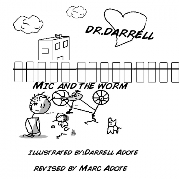 Dr Darrell: Mic and the worm