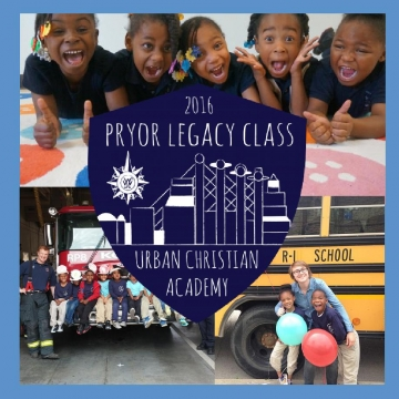 Pryor Legacy Class of 2016