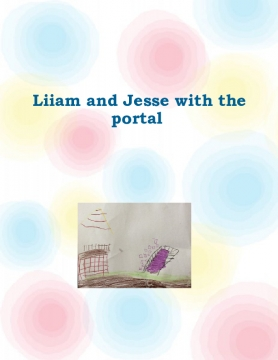 Liiam and Jesse