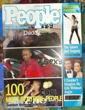 The magazine of tlc