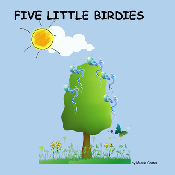 FIVE LITTLE BIRDIES