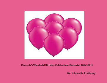 Cherrelle's Wonderful Birthday Celebration (December 10th 2011)