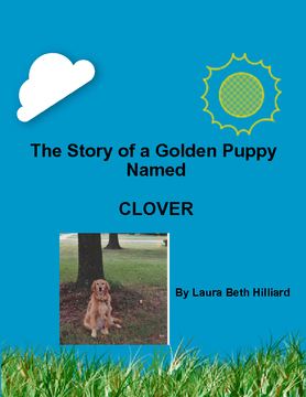 The Story of a Golden Puppy Named Clover