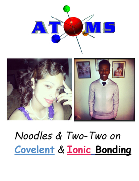 Look In On: Ionic & Covalent Bonds