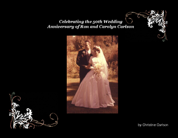 Our Golden Wedding Anniversary