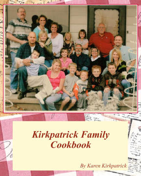 Kirkpatrick Family Cookbook