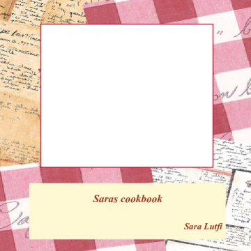 Saras cookbook