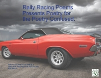 Rally Racing Poems