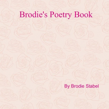 Brodie's Poetry Book