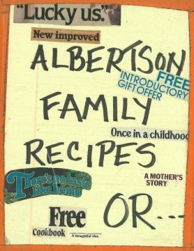 Albertson Family Recipes