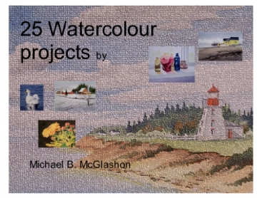 25 Watercolour Projects