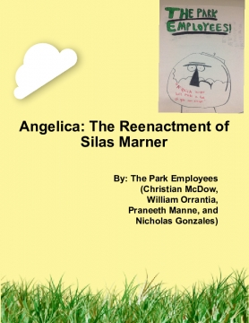 Angelica: The Reenactment of Silas Marner