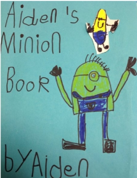 Aiden's Minion Book