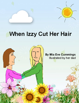 When Izzy Cut Her Hair