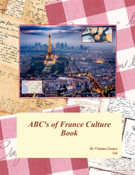 France ABC Culture Book